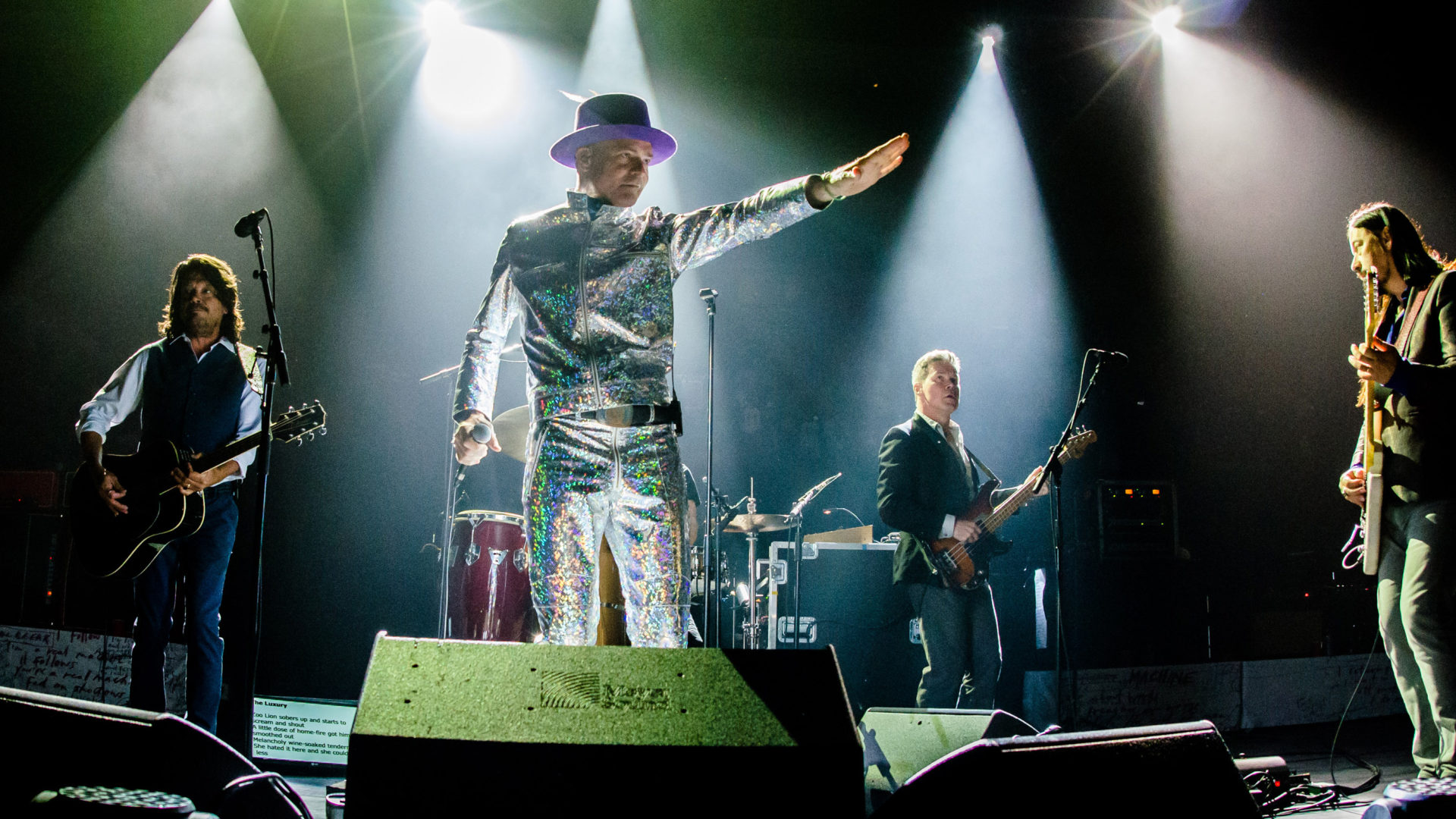 The Tragically Hip Fully Completely Tour Setlist